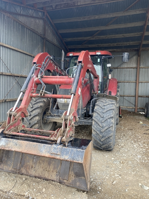 RADFIELD AG STOCK, MACHINERY & PLANT CLEARING SALE